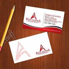 New business cards for jose sanchez construction red alpha biz new business cards for jose sanchez construction red alpha biz cards pinterest business cards and construction colourmoves