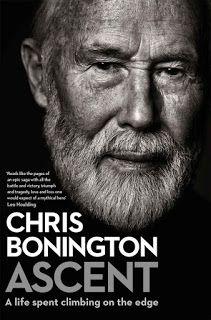 Review - Chris Bonington: Ascent: A life spent climbing on the edge
