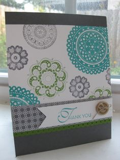 Stamping Alamode: ColourQ meets Fab Friday (cQc152 & FabFri01)