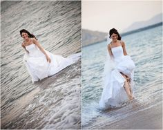 Michele's Trash the dress