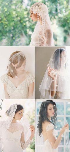 Beautiful Wedding Veils  #weddingveils #cocomelody