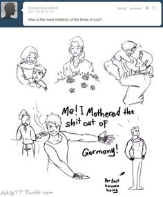 And then there's Prussia...XD