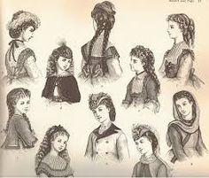 peinados años veinte ilustracion - Buscar con Google