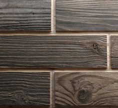 Wooden Wall Cladding, Wooden Walls, Wall Decor Design, Wood Wall Decor, Loft Design, Modern House Design, Concrete Wall, How To Antique Wood, Wood Print