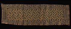 Kuba Cloth, Congo Congo, Weaving, Objects, Textiles, Red, Loom Weaving, Crocheting, Fabrics, Knitting