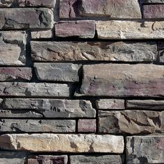 stacked stone desert sunrise 11 in x 11 in faux stone siding sample light brown base with tan and red hues stone siding and products - Faux Stone Veneer