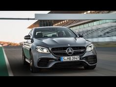 2017 Mercedes-AMG E63 S 4MATIC on Racetrack - YouTube