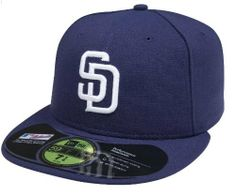92197db68f MLB San Diego Padres Authentic On Field Game 59FIFTY Cap by New Era.  14.89.