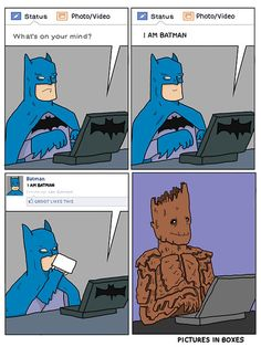 What's On Your Mind, Batman