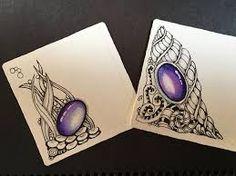 Výsledek obrázku pro zentangle gems