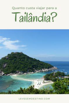 Descubra aqui quanto gastamos em nossa viagem. Veja quanto custa viajar para a Tailândia em 3 tipos de mochileiros: Raiz, Moderado e Despreocupado.