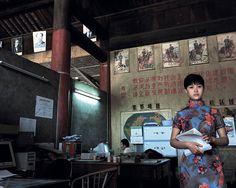 Country Teacher . Chen Jiagang