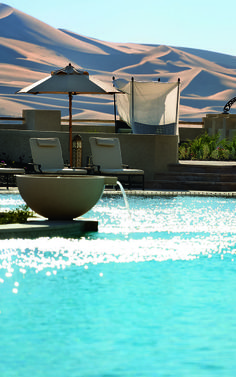 The Qasr Al Sarab Desert Resort by Anantara, Abu Dhabi