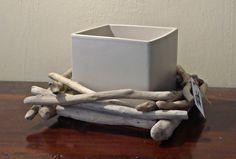 VASO con legni di mare , by Tendance Nature, 40,00 € su misshobby.com