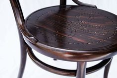 Thonet chair in detail