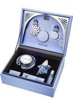 THIERRY MUGLER - Angel prestige christmas gift set | Selfridges.com