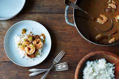 Alton Brown's Shrimp Gumbo on Food52