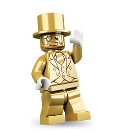 "Mr Gold -- ""I dare say it's your lucky day!"" 
