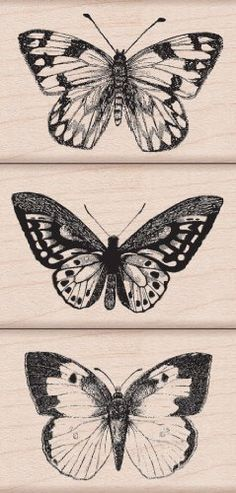 Hero Arts Woodblock Stamp, Set Three Artistic Butterflies by Hero Arts, Inc., http://www.amazon.com/dp/B0058VAE6G/ref=cm_sw_r_pi_dp_JuA-rb1ZFPH9M