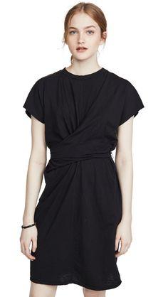 Velvet Elsie Dress In Black Short Sleeves, Short Sleeve Dresses, Pullover Designs, Velvet Fashion, Jersey Shorts, Spring Fashion, Classic T Shirts, Feminine, Shirt Dress