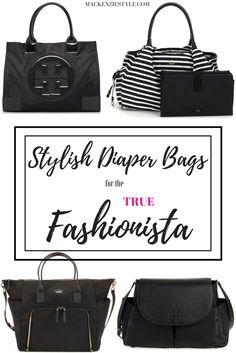 Looking for a stylish diaper bag? Check out my gorgeous picks on the blog! #motherhood #mommy #sahm #parenting #mom #stayathomemom #diaperbag #fashion #fashionista #stylish #stylishmom