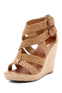 Talor Woven Wedge on HauteLook