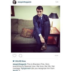 Brandon Firla: Spencer's everything now apparently.. Love life & manager! No more Spoby  The way she describes him kinda sounds like they're engaged/married. Yesterday was the table read for 6x15 is this when he gets introduced?  He's definitely not my cup of tea..  #pll #prettylittleliars #summerofanswers #WildenisA #WildenisCharles #gameovercharles #lastdance #whoisCharles #whoisA #alisondilaurentis #hannamarin #emilyfields #spencerhastings #ariamontgomery #pllspoilers #plltheories…