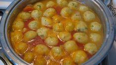 Recepty - Strana 2 z 100 - Vychytávkov Czech Recipes, Russian Recipes, Ethnic Recipes, Soup Recipes, Cooking Recipes, Dumplings For Soup, Cooking Light, What To Cook, Food 52