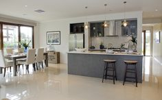 What do you think of this Kitchens idea I got from Beaumont Tiles? Check out more ideas here tile.com.au/RoomIdeas.aspx