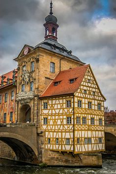 Altes Rathaus, Bamberg, Germany