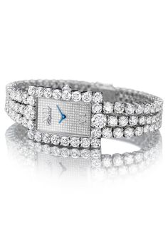 Chopard diamond watch I would love to have! ;)