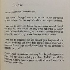 for you, Lang Leav, and poetry image