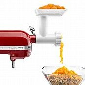 Which KitchenAid Mixer Attachments are most useful and worth the price? Which ones will you use the most?