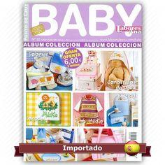 Álbum Punto de Cruz Baby nº 22