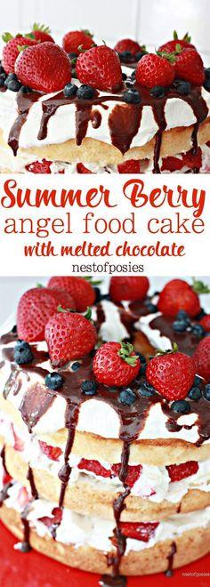 Summer Berry Angel F
