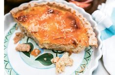 How To Make Anne's Famous Vidalia Onion Pie - Best Recipe Vidalia Onion Pie Recipe, Vidalia Onions, Onion Recipes, Pie Recipes, Famous Recipe, Savory Tart, Food To Make, Good Food, Kitchens