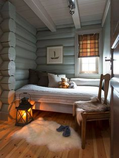 Would be great nook for guest or in cottage