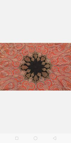 Shawls, Paisley, Rugs, Antiques, Home Decor, Farmhouse Rugs, Antiquities, Antique, Decoration Home