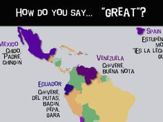 This illustrated guide shows exactly why it's so hard to speak Spanish