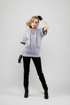 SS 2013 Collection, Hoodie, Ymperium Couture Paris