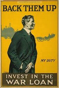 Image result for ww1 scrap of paper propaganda posters