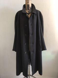 #etsy: d'apres la sorbonne (ysl) #cappottoysl #cappottovintage #yvessaintlaurent Ysl, Yves Saint Laurent, I Shop, Raincoat, Normcore, Jackets, Shopping, Vintage, Style