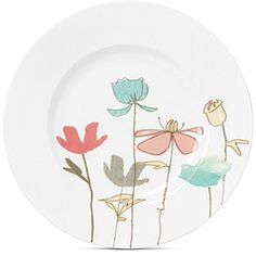 Lenox Poppy Street Linen Accent Plate - was $19.0, now $12.95 (32% Off). Picked by amyb @ Macys