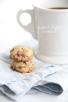 Butter Toffee Cookie
