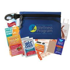 Kits - First Aid, Sports & Adventure Kits Wellness Fitness, Health And Wellness, Health Fitness, Cheap Promotional Items, World Yoga Day, Disaster Kits, Wellness Programs, Band Aid, First Aid Kit
