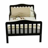58.Found it at Wayfair - Classic Design Toddler Bed