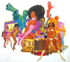Seventies Soul Cinema by Michael A. Gonzales @gonzomike