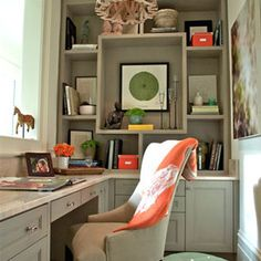 Scout for the Home - small home office