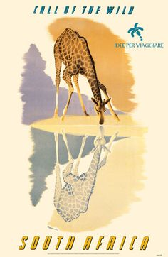 Vintage Africa, Vintage Idee Per Viaggiare