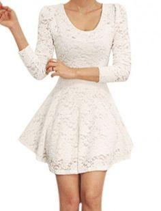 Los vestidos blancos son un básico en el armario de toda mujer encuentra muchos diseños para la temporada en... http://www.1001consejos.com/top-8-vestidos-blancos/